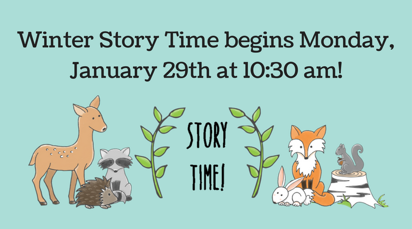 Winter Story Times